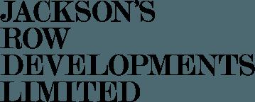 Jackson Row Developments Limited